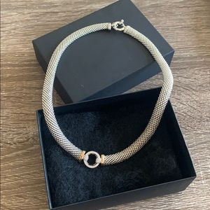 Jewelry - 14k silver necklace